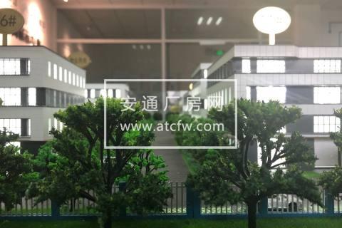 开发商50年产权标准厂房23 69平可注册可环评