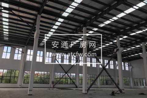张家港锦丰镇产业园单层独栋厂房 2580平