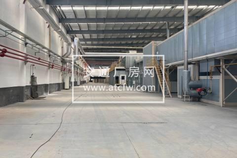 杭州湾工业园20000方闲置涂装车间寻合作伙伴