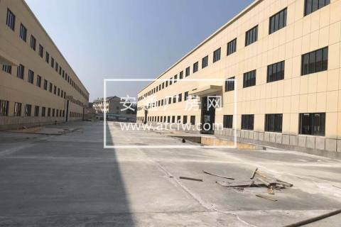 富阳单层12米厂房仓库出租 丙类消防 可做环评