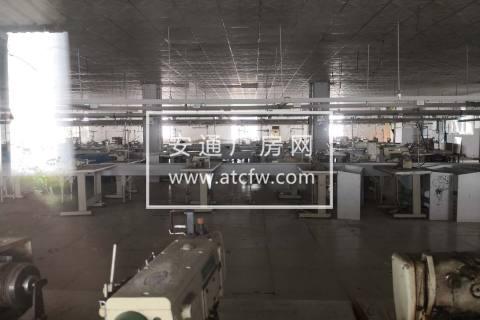 淮安厂房3500㎡层高6m厂区9000㎡独院-人力丰富