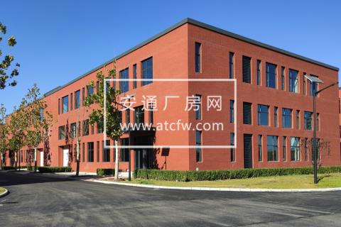 中关村房山园 正规产业园 独栋厂房 可正产可环评 400平起
