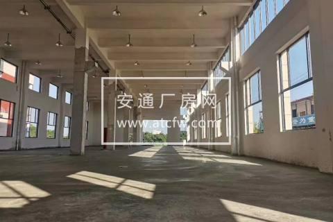 上海周边湖州独栋单层带露天花园厂房出售