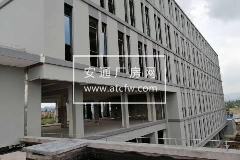 非中介出售新建三层独栋厂房,可分层可整栋