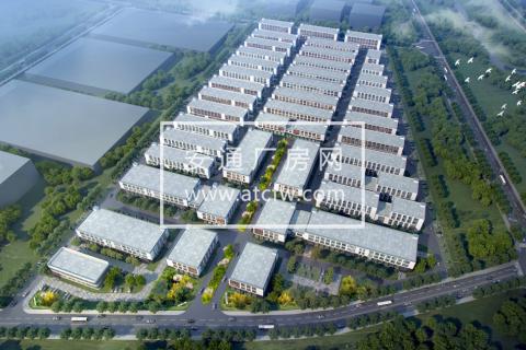 高速口大产权2层厂房可贷款能环评首层8.1米可加行车可搭夹层
