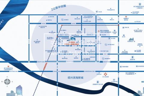 政策招商大湾区长远规划,独栋独户绍兴滨海新区核心地带厂房招商