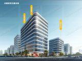 全新滨海新城独栋厂房赠送200平露天阳台,50年独立产权