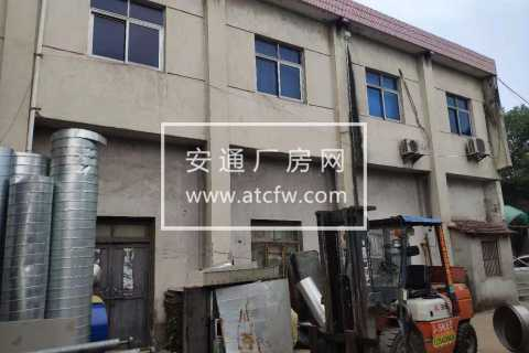 L出租:袍江皋马线1000方老厂房