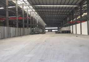 出租:滨海3600方钢结构