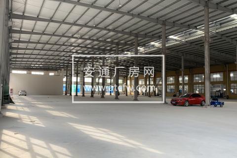 出租德清禹越4500方钢结构厂房对外招租