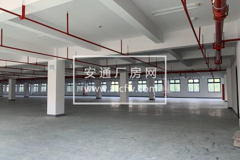 余杭开发区出租5层共计14000方标准厂房带喷淋