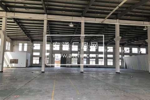 u出租:袍江开源路3400方厂房