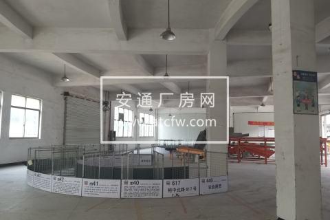 出租:袍江越王路4000方快递物流厂房