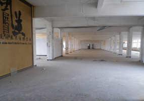 出租星桥3楼1600方+1500方可做仓库