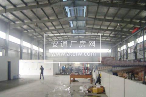 出租富阳东洲工业园区1250方单层钢架厂房