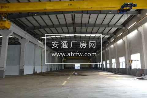 良渚单层2800方10吨行车钢架结构厂房出租