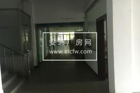 出租余杭开发区1楼700方标准厂房出租