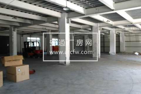 出租拱墅康桥工业园楼上3、4、5楼,每层1300方标准厂房