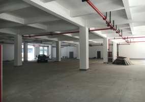 出租余杭临平街道楼上1700方标准厂房