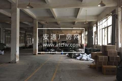 出租:袍江底层850方标准厂房