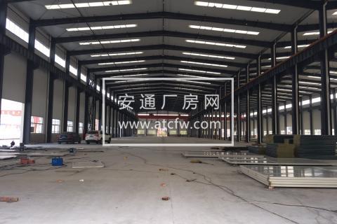 仁和9040方单层16米钢结构厂房出租