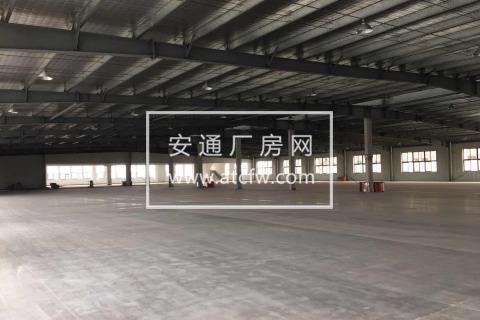 出租德清禹越3楼8000方标准厂房