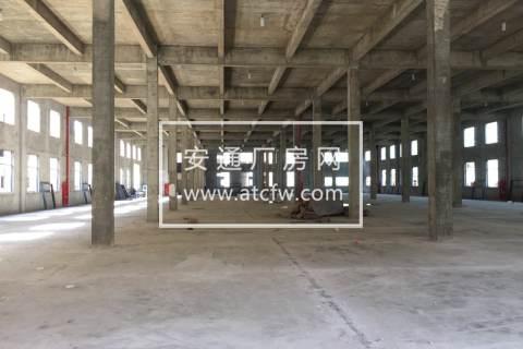 出租:绍兴市滨海新城18889方3栋全新标准厂房