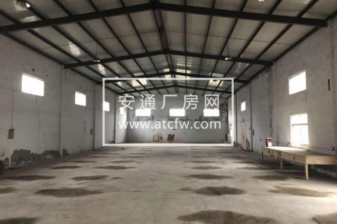 余杭崇贤街道570方单层厂房+120方办公楼出租。