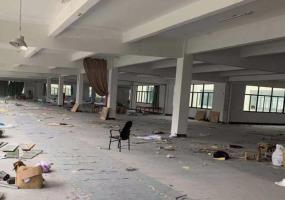 出租:绍兴市越城皋埠街道人民东路楼上1100方标准厂房
