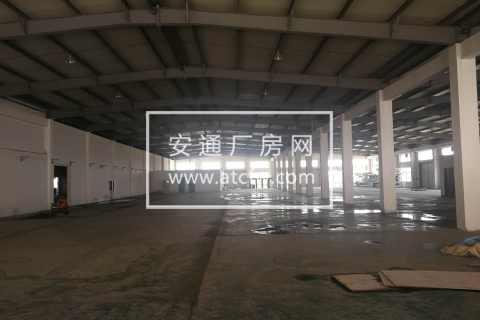 出租德清禹越独门独院5200方单层厂房