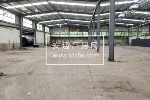 出租:绍兴市越城区皋埠街道1楼2100方钢结构厂房