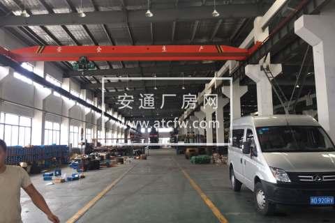 出租:安昌单层20000方钢结构厂房出租