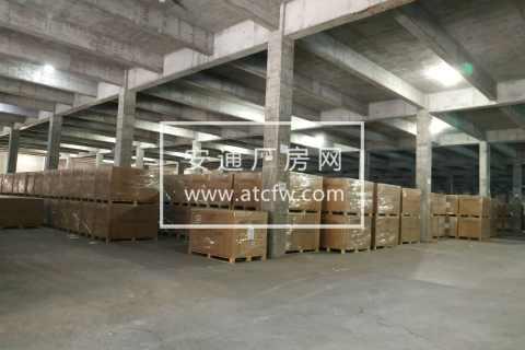 出租:袍江三江路6900方2-3楼标准厂房