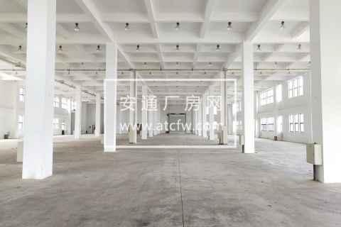 出租余杭开发区2楼2700方标准厂房+独幢2层各2700方厂房