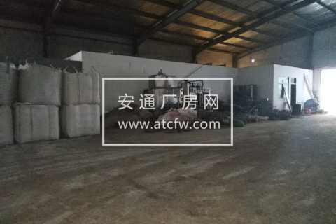 出租:绍兴市柯桥区兰亭街道1楼1300方钢结构厂房