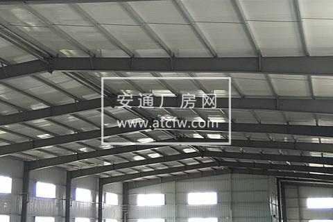 出租德清禹越镇独门独院5000方钢结构厂房出租
