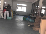 出租:袍江国道以南二楼1100方标准厂房