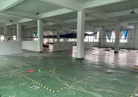 出租:绍兴市越城区皋埠街道950方2楼标准厂房