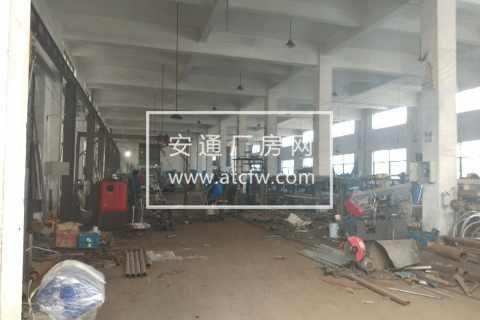 u出租:袍江越王路三楼2300方标准厂房