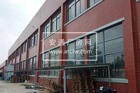 南湖凤桥8000平方新厂房出租2层