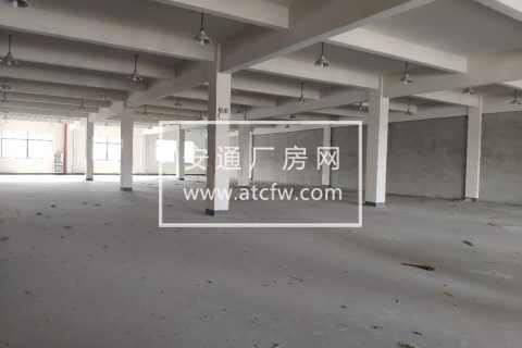 出租:绍兴市上虞区谢塘镇1-3楼13500方标准厂房